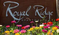1 Bed - Royal Ridge
