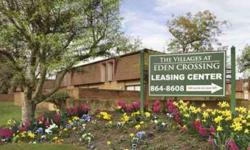 1 Bed - Villages at Eden Crossing
