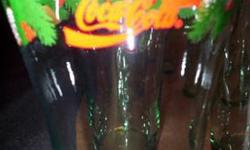 $1 Coca-Cola Glasses