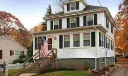1 Cole Rd Danvers Three BR, Feels like HOME! Step into this