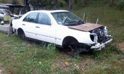 $1 Mercedes Benz --- PARTING OUT --- (English, IN)