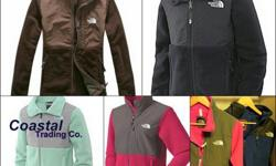$1 OBO Over-Stock North Face Denali Mens and Womens New No