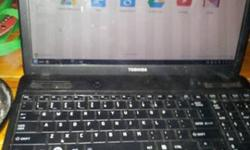$1 OBO Toshiba Satellite Laptop
