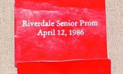 $1 Riverdale Class of 1986