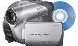 $1 Sony DVD Camcorder, Canon Printer, Philips DVD Player,