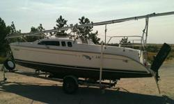 2000 24? Hunter 240 Sailboat