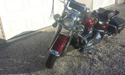 2000 Harley-Davidson Touring Road King