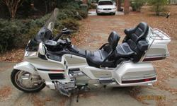 2000 Honda Goldwing 1500 SE
