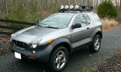 2000 Isuzu VehiCROSS Base Sport Utility 2-Door 3.5L Vehicle