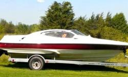 2000 Regal 2100 LSR BOW RIDER