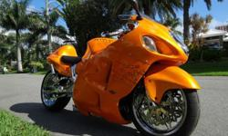 2000 Suzuki Hayabusa TURBOCHARGED 271HP