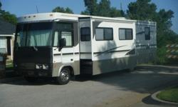2001 35? Winnebago Adventurer w/2 slides