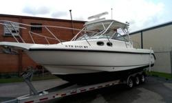 2001 Boston Whaler Conquest 28/295