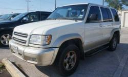 2001 Isuzu Trooper LS