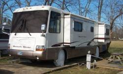 2001 Newmar Dutch Star 38' w/2 Slide-Outs