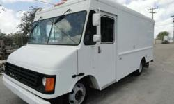 2001 Workhorse P42 CUES TV Inspection Vehicle