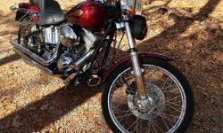2002 Harley-Davidson Softail 1340 FXST Free Delivery