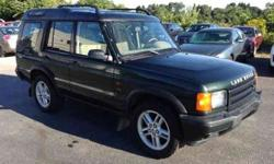 2002 Land Rover Discovery Series II 4dr Wgn SE