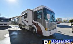 2002 Reflection Diesel Pusher Motorhome 330hp Cat & 3 Slides