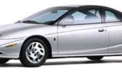 2002 Saturn SC 3dr SC2 Coupe 3D