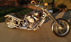 2003 Bourget Fat Daddy Chopper Soft Tail