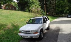 2003 Chevy Blazer 4x4 4 Door