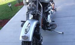 2003 Harley-Davidson Softail Heritage Springer 100th