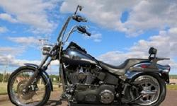 "?;*"" 2003 Harley Davidson FXSTBI Night Train'';~;F.8**""*"