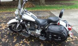 2003 Harley Davidson Softail Heritage Classic