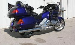 2003 Honda GL1800 Goldwing wABS - Immaculate, Low Miles,