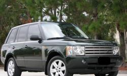 2003 Land Rover Range Rover...CLEAR TITLE