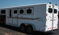 2003 Sundowner GN 3 Horse Trailer 27Ft
