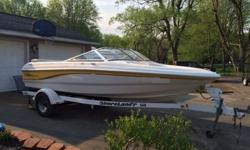 2004 Chaparral 180SSI