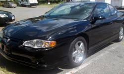 2004 Chevy Monte Carlo Intimidator SS Supercharged-Only 54K