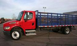 2004 Freightliner M2-106 Business Class with 48k. Miles