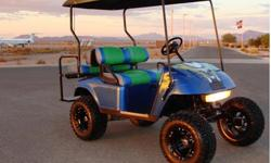 2004 GAS EZ-GO GOLF CART nnbb