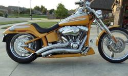 ?; 2004 Harley-Davidson FXSTDSE2 Screamin' Eagle