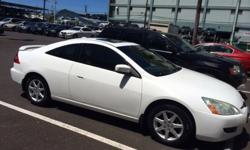 2004 Honda Accord EX-L V6 2 door sports coupe; under 93K