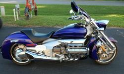 2004 Honda Gold Wing r5