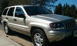 2004 Jeep Grand Cherokee SE 4WD, 83k Low Miles, Clean Title,