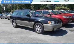 2004 Subaru Legacy Wagon Outback H6 35th Ann. Edition