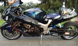 2004 SUZUKI HAYABUSA-CUSTOMIZED over