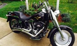 2005 Harley-Davidson Softail 1550cc 15th Anniversary Edition