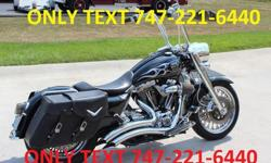 2005 Harley Davidson, Road King Custom