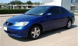 2005 Honda Civic Ex ( Low Miles )