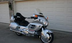 2005 HONDA GOLD WING GL1800 Free Delivery