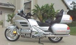 2005 HONDA GOLDWING 1800GL 30th ANNIVERSARY