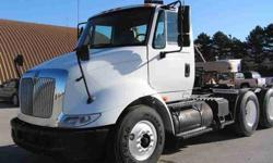 2005 International 8600 Tandem Axle Daycab