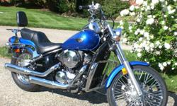 2005 Kawasaki Vulcan 800cc just 15,049 Miles Runs Great &