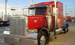 2005 Peterbilt 379 Tandem Axle Sleeper
